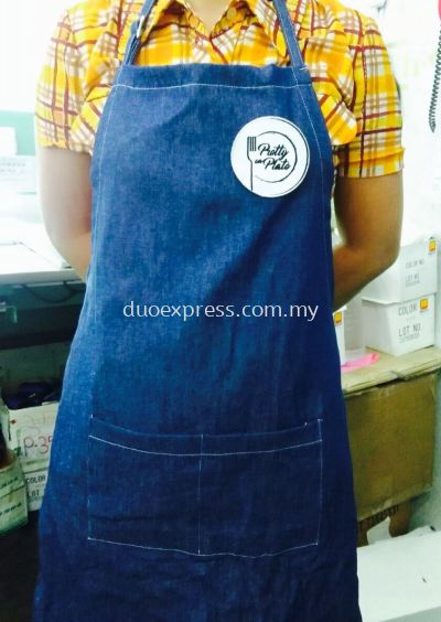 Apron Denim Design