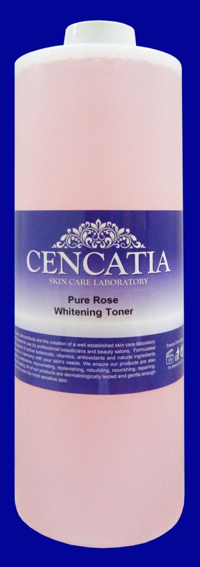 Cencatia-Pure Rose Whitening Toner