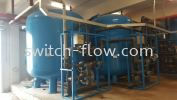 Demineralization water treatment system Demineralization Water Treatment System / Demin system
