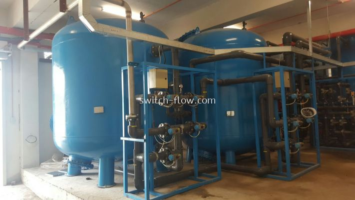 Demineralization Water Treatment System / Demin system