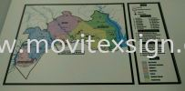 map printing on stainless steel plate with Uv 2D effect n coating shine Etachin / chemical Atachin plate