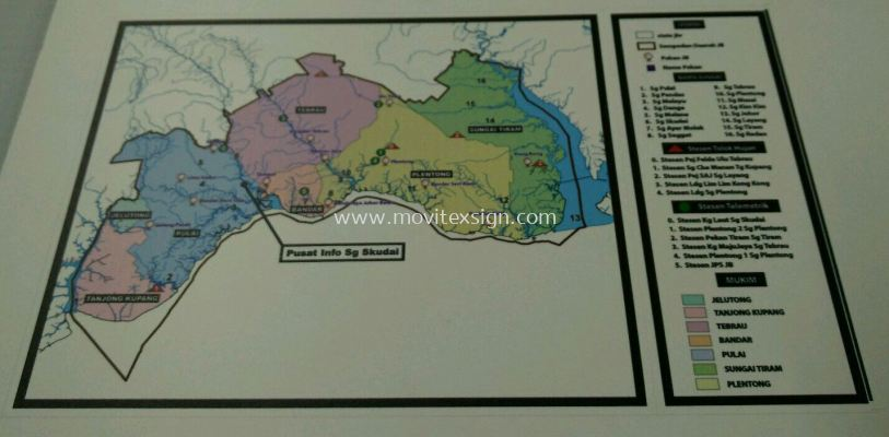 map printing on stainless steel plate with Uv 2D effect n coating shine
