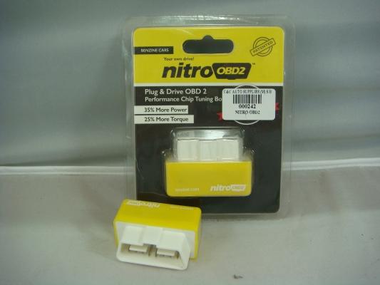 NITRO OBD 2 (S/N: 000242)