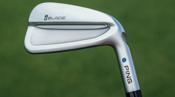 Ping IBlade Dynamic Gold S200 Steel Irons