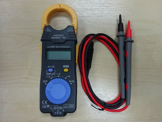 HIOKI 3280-10 CLAMP-ON HI-TESTER