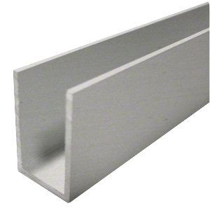 ALUMINIUM U-CHANNEL