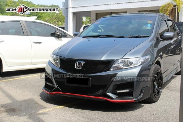 Honda city 2009-2012 RS front bumper