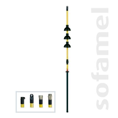 Connectable Poles