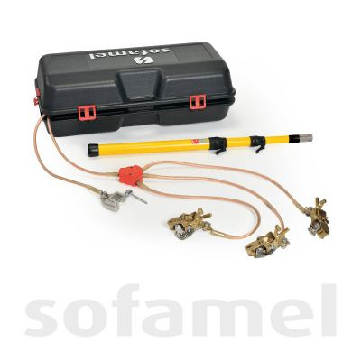Medium Voltage Overhead Lines Automatic Clamps