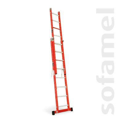 Combined Fibreglass Ladder