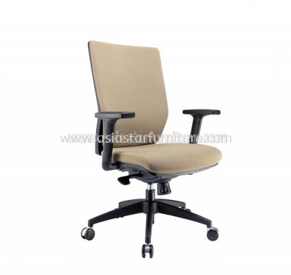NEMO 1 MEDIUM BACK CHAIR WITH NYLON ROCKET BASE MB