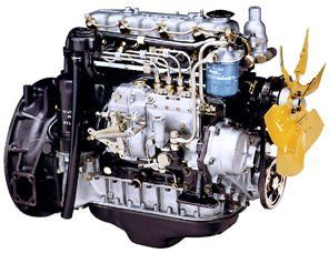 USED JAPAN C240 ISUZU DIESEL ENGINE