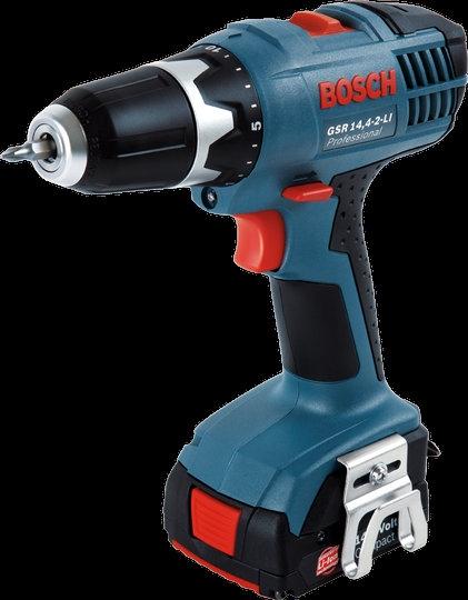 Bosch GSR 14,4-2-LI  Cordless Drill/Driver Cordless Drill/Drivers Bosch