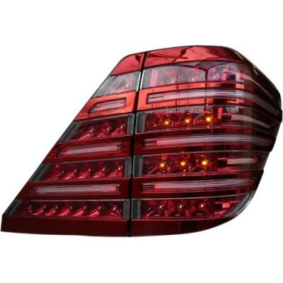 Toyota alphard rear tail light LED type smoke red