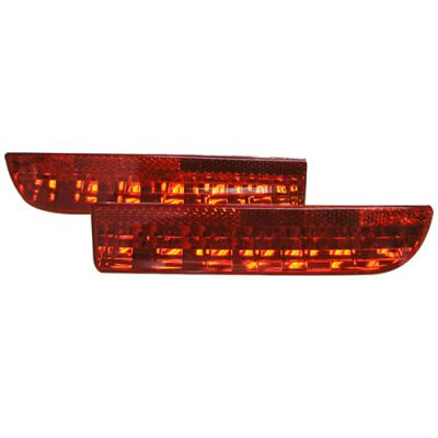 Toyota estima rear reflector light smoke red