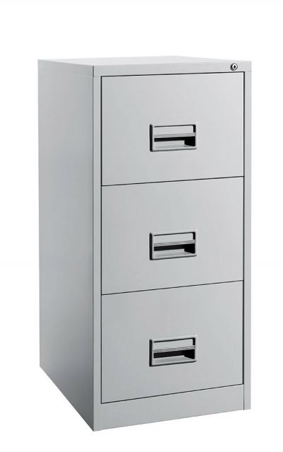 3 Drawer Steel Filing Cabinet