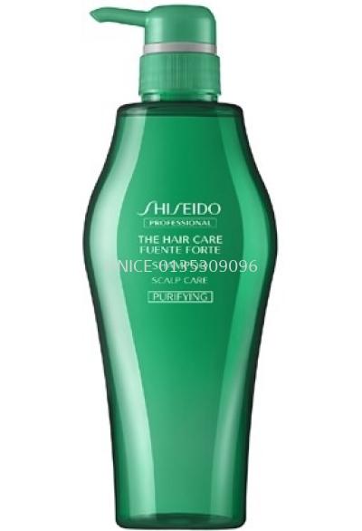 Shiseido Thc Fuente Forte Shampoo 500ml