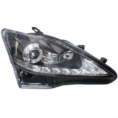 Lexus IS250 led night bar projector headlamp