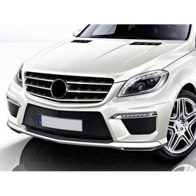 Mercedes Benz M-Class ML63 Look Front Bumper PP