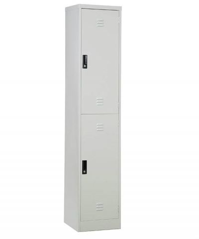 2 Compartment Locker - 381D