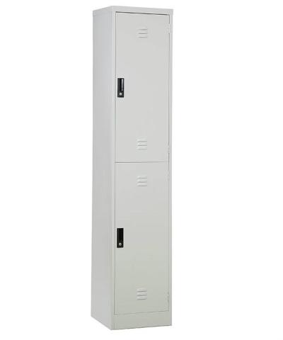 2 Compartment Locker - 381D