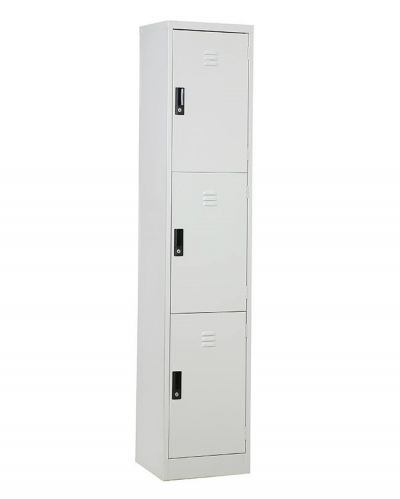 3 Compartment Locker - 381D