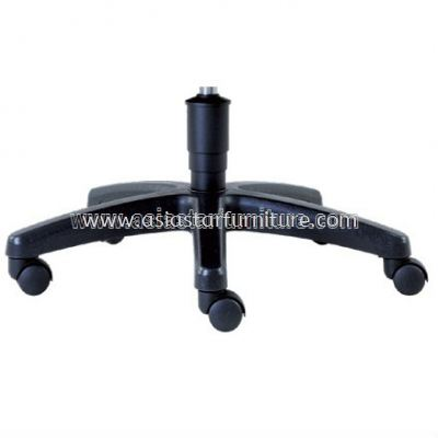 CONFI SPECIFICATION - THE PP NYLON BASE ENCHANCE STABILITY OF THE CHAIR