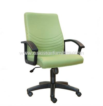 HOPE MEDIUM BACK CHAIR WITH POLYPROPYLENE BASE ASE 7002