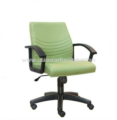 HOPE LOW BACK CHAIR WITH POLYPROPYLENE BASE ASE7003