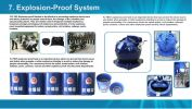 Explosion Mitigation Tank & Blanket Explosion Mitigation System Advance Security System