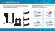 Liquid Detector Liquid Detector Advance Security System