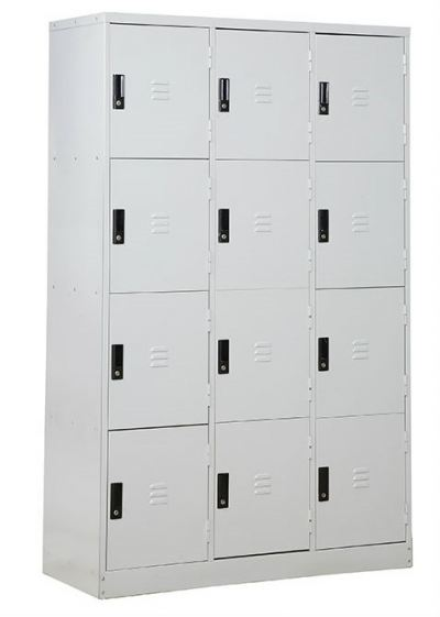 12 Compartment Locker - 381D