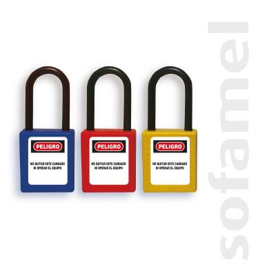 Composite Security Padlock