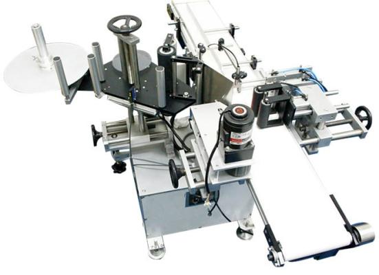 Mini Conveyor Wrap-Around Labelling Machine