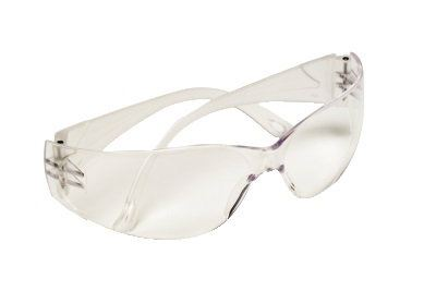Safety Spectacles, Clear Lens, Arctic