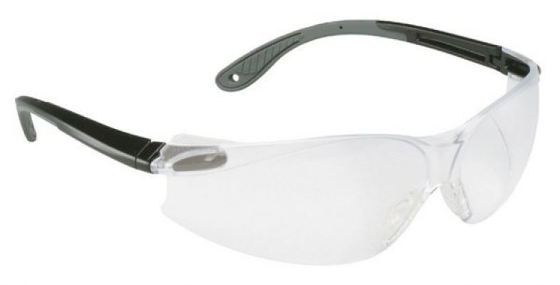 Safety Spectacles, Clear Lens, Virtua V4