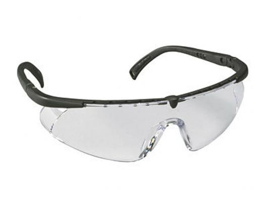 Safety Spectacles, Clear Lens, Virtua V8