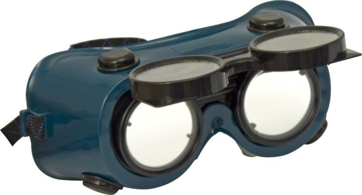 Welding Goggle, Shape 3 Lens