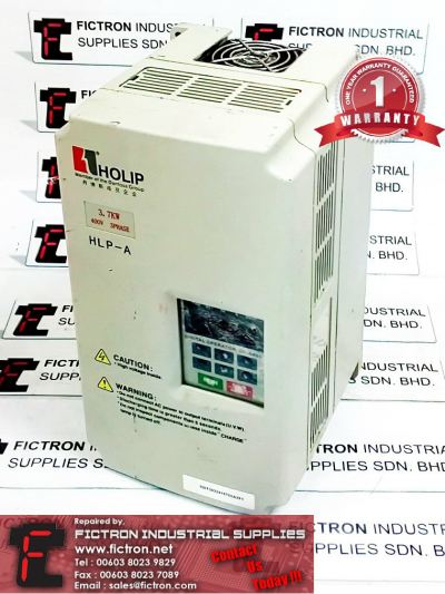HLPA03D743B HOLIP 3.7kW Inverter Repair Service in Malaysia Singapore Indonesia Thailand
