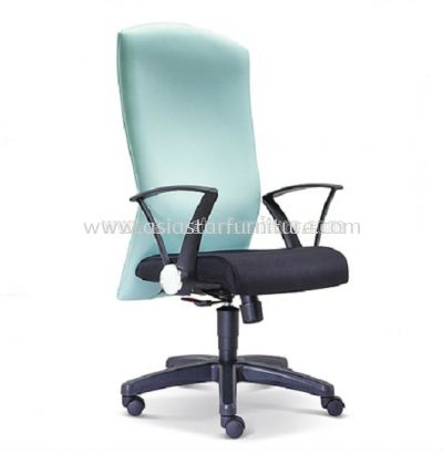 SOLVE HIGH BACK CHAIR WITH POLYPROPYLENE BASE ASE 2591