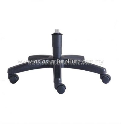 SOLVE SPECIFICATION - THE PP NYLON BASE ENCHANCE STABILITY OF THE CHAIR
