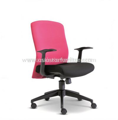 SKILL LOW BACK CHAIR WITH ROCKET NYLON BASE ASE 2193