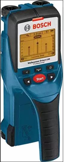 Bosch D-tect 150  Detector Bosch