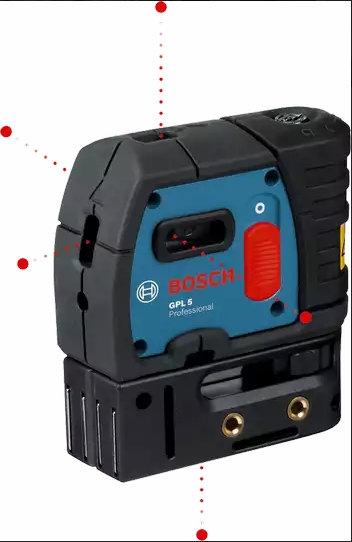 Bosch GPL 5  Point Laser Bosch