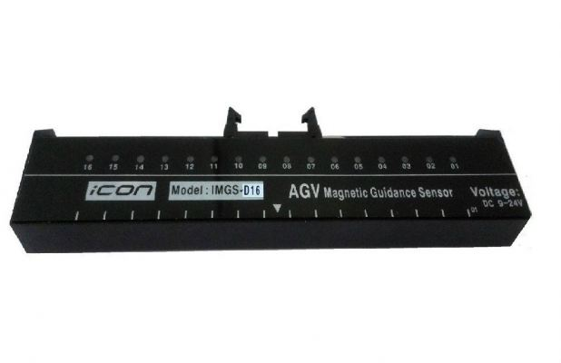 iCON IMGS-D16 16CHANNEL ANALOG MAGNETIC GUIDE SENSOR Malaysia Singapore Thailand Indonesia Philippines Vietnam Europe USA