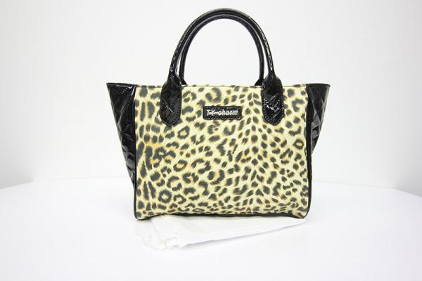 TY Charm Fashion Bag (Leopard)