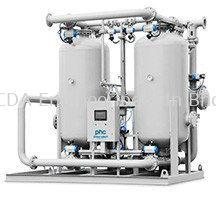 PHC heat of compression dryers