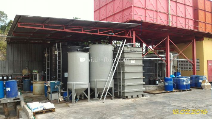 Waste Water Treatment Plant/ Industrial Effluent treatment system