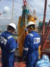 Rescue Boat Davit - Dynamic Winch Brake Test (1.1) Load Test
