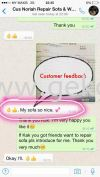 Customer Feedback  Delivery and customer feedback